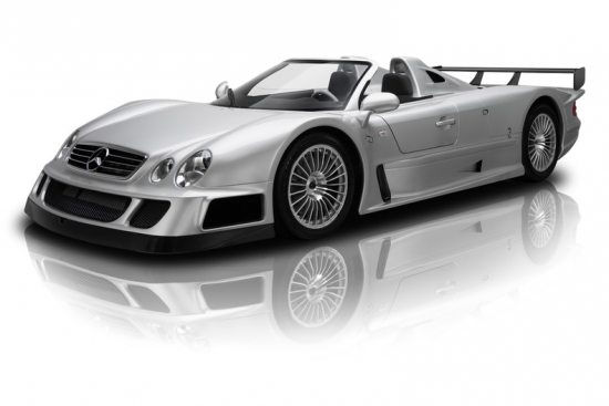 Mercedes CLK GTR  - (Demo dutch Auction)