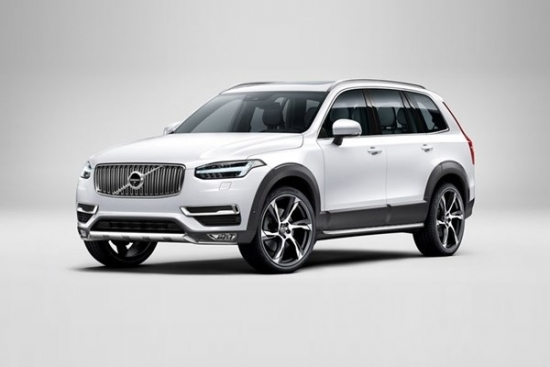 2016 - NYA VOLVO XC90 (TEST ANNONS)