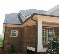 Seamless gutters for your home $6 a foot